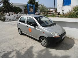 Milos autoverhuur, Milos Car Rental