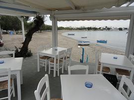 Milos Pollonia Beach