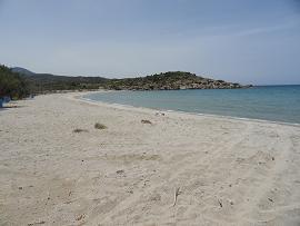 Milos Achivodolimni Beach