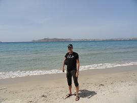 Milos, Achivodolimni Beach