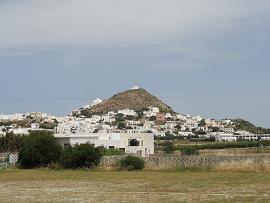 Milos, Plaka