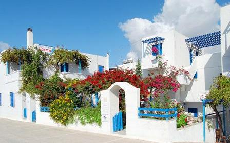 Soultana Apartments Milos