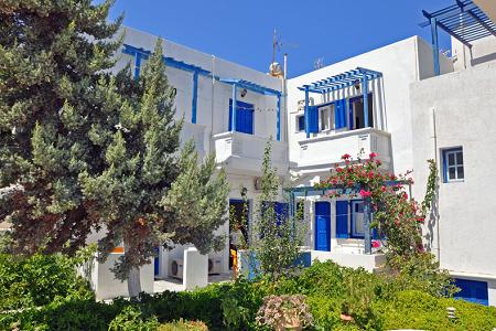 oultana Apartments Milos
