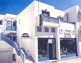 Dionysis Hotel Milos