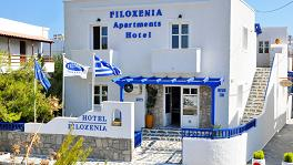 Filoxenia Apartments Milos
