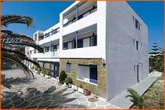 Milos Hotel in Milos