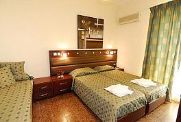 Hotel Semiramis Milos