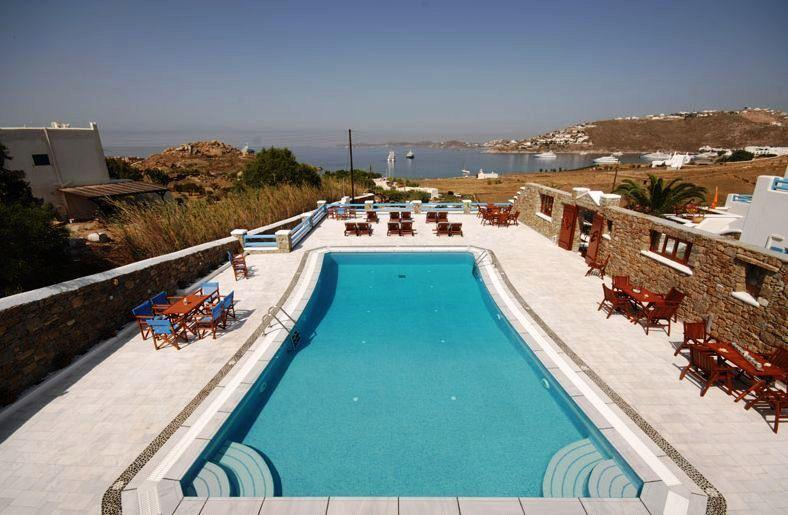Maganos Apartments, Paraga / Paranga Beach Mykonos