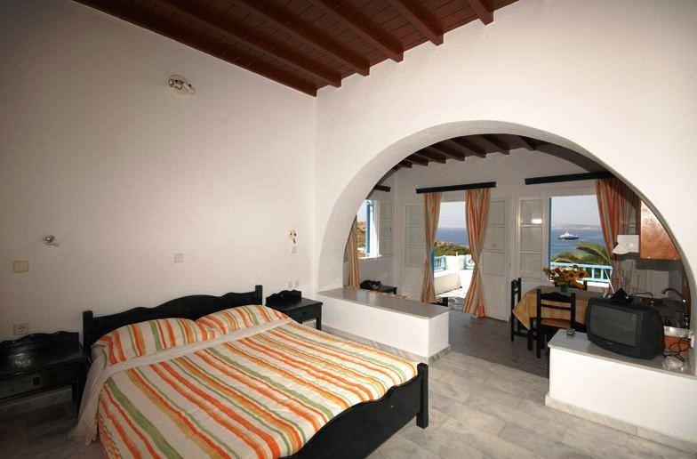Maganos Apartments, Paraga / Paranga Beach Mykonos