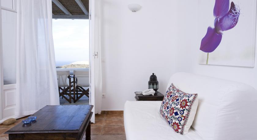 Yakinthos Residence - Panormos Beach Mykonos