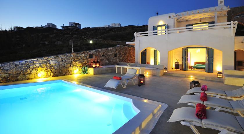 Asteria Villas  - Houlakia, Agios Stefanos, Mykonos