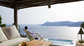 Greco Philia Luxury Suites & Villas, Elia Beach, Mykonos