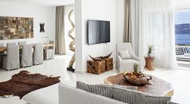Myconian Villa Collection, Elia Beach, Mykonos