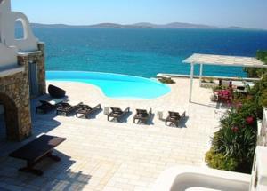 Villa Sunset in Agios Ioannis Mykonos
