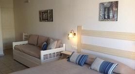 Mina Studios in Mykonos, Platis Gialos Beach