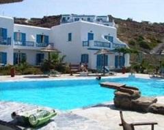 Lady Anna Hotel in Mykonos, Platis Gialos Beach