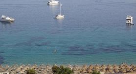 Mykonos, Platis Gialos Beach