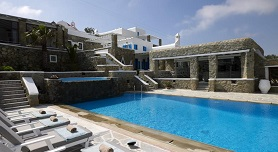 Leonis Summer Houses, Ornos Beach, Mykonos