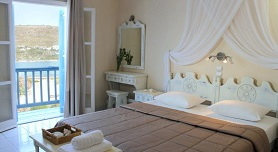 Hotel Erato, Ornos Beach, Mykonos