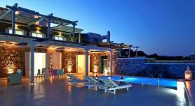 Villas Casa Del Mar Mykonos Seaside Resort in Agios Ioannis Mykonos