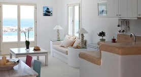 Villas Casa Del Mar Mykonos Seaside Resort in Agios Ioannis Mykonos