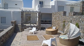 Sea Side Studios, Kalo Livadi Beach Mykonos