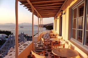 Myconos Beach Hotel - Megali Ammos Beach Mykonos