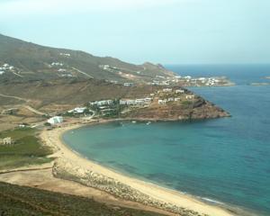 Albatros Club Mykonos - Panormos Beach Mykonos