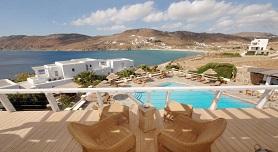Kalo Livadi Beach, Archipelagos Hotel