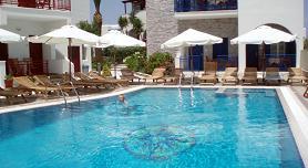 Katerina Hotel in Agios Prokopios, Naxos