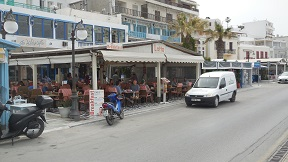 Lotto Restaurant - Naxos Chora