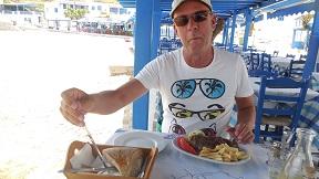 Restaurant Apollon - Apollonas, Naxos