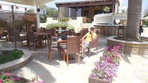 Restaurant Finikas - Pirgaki, Naxos