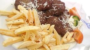 Restaurant Delfinaki - Lionas, Naxos