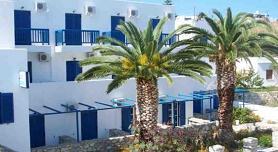 Adonis Hotel, Apollon Beach, Naxos