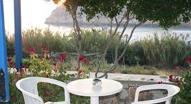 Flora's Apartments, Apollon Beach, Naxos