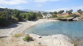 Naxos beach