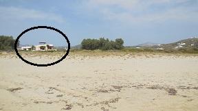 Acti Plaka - Plaka beach Naxos