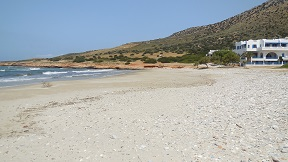 Pyrgaki beach