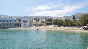 Moutsana beach