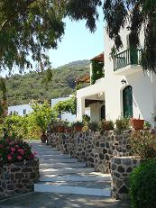 Mammis Apartments in Pali, Nisyros Greece, Griekenland