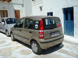 Bike and car rental on the island of Nisyros in Greece - Eagle's Nest, Nisyros Greece, Griekenland