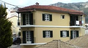Parga, Marina's House, Greece, Griekenland
