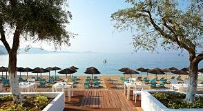 Parga, Lichnos Beach Greece, Griekenland