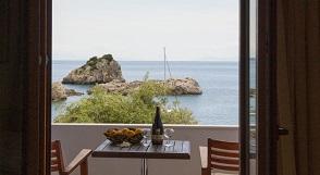 Parga, Krioneri Beach Greece, Griekenland