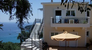 Parga, Studios Nikolaou, Greece, Griekenland
