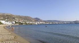 Paros Hotels, Malamas Apartments