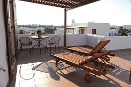 Paros Hotels, 9 Muses Hotel in Parikia