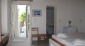 Paros Hotels, Surfing Beach Village Paros, Santa Maria Beach