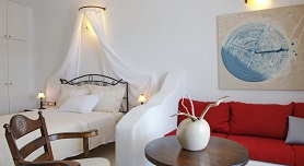 Paros Hotels, Yades Studios & Apartments in Naoussa